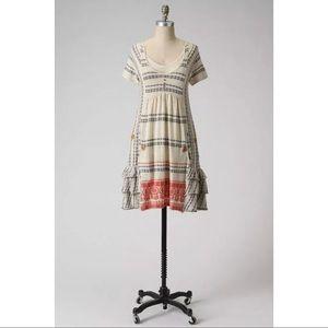 ❗️RARE❗️Anthropologie Moth Lolland Sweater Dress